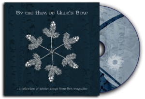 By the Hum of Ullrs Bow CD - Hex Magazine