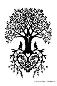 Tree of Life ~ Arrowyn Craban Lauer
